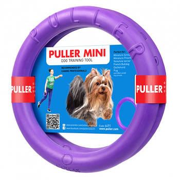 Тренировочные снаряды для собак 18 см Collar Puller MINI (Пуллер Мини) 2 кольца