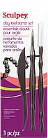 Набор инструментов для пластики Sculpey Starter Set ASCTV01, 50051775