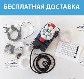 Дозирующий насос AquaViva 5 л/ч (AML200) универсальный с ручной регулировкой