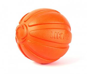 Игрушка для собак больших пород мячик 9 см Collar Liker 9 (Лайкер)