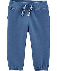 Спортивные штаны для мальчика Carter's синие
