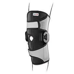 Розкривний мультицентрический бандаж на коліно