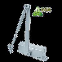 Доводчик двери Kedr A 061 (45-75 кг) S серый