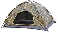 Палатка автоматическая 2-х местная Комуфляж