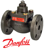 Двухходовые седельные регулирующие клапаны Danfoss VB 2 (DN15-DN50)