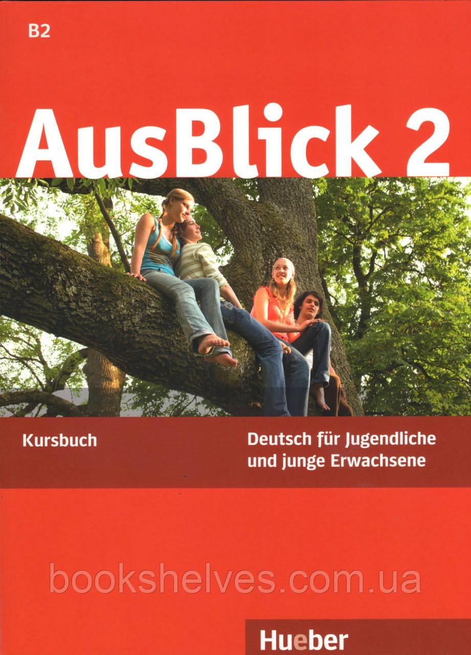 Учебник  AusBlick 2 Kursbuch
