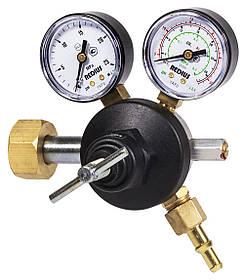Регулятор расхода газа комбинированный (углекислотный/аргоновый) У-30/АР-40-КР1 (Латвия)