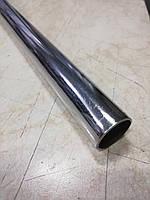Труба хромована діаметром 25мм товщиною стінки 0,8мм або 1мм GIFF, фото 1