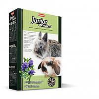 Padovan Junior CONIGLIETTI для молодых декоративных кроликов 850 гр.