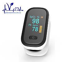 Пульсоксиметр на палец для измерения пульса и сатурации крови YONKER BOXYM oFit2