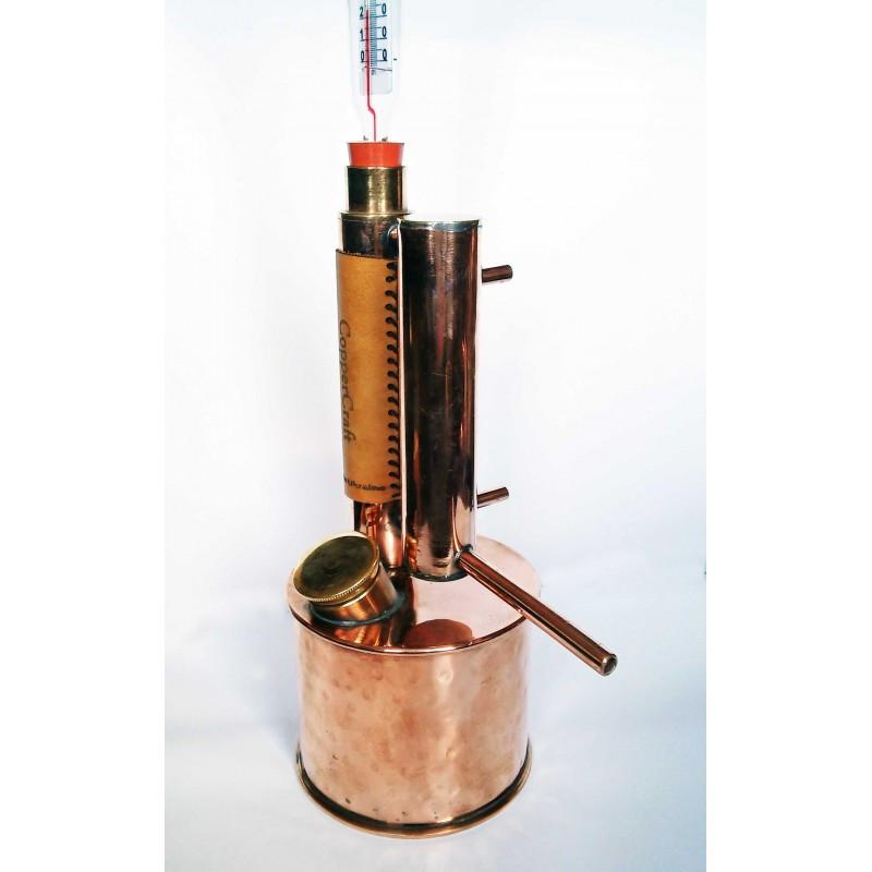 Дистилляторы воды настольный (перегонный аппарат) Бахус