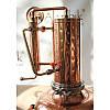 Аламбик на клампах Феникс на 45 л с дефлегматором, фото 6