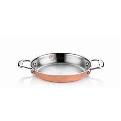 Мідна багатошарова сковорода (Газіантеп) 22 см