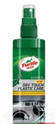 Полироль для пластика салонаTurtle Wax Dry Touch Сухой блеск 300мл