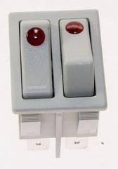 Выключатель 16A 250V обогревателя Delonghi 5108007800 5108005200