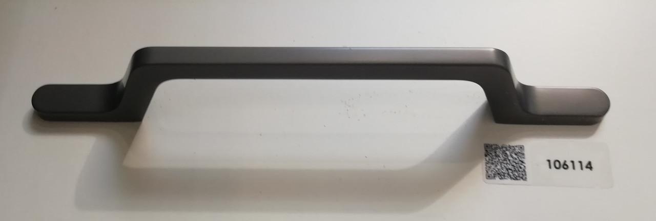 Ручка меблева скоба GIFF 4/100 титан матовий