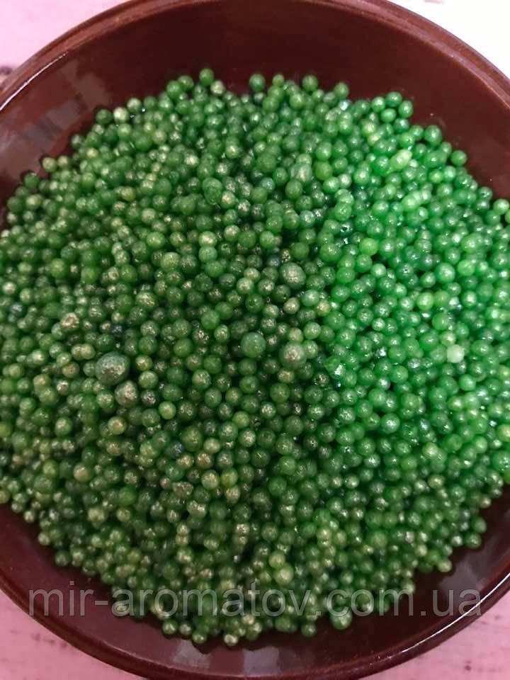 Бисер жемчуг для ванны Аура Счастья   100грам (1шт)