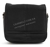 Удобная маленькая прочная мужская сумка с качественной PU кожи SAIFILO art. SF092-2 черный, фото 1