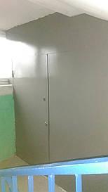 Межэтажная кладовка 2м*2.6м Металлическая