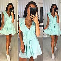 Легкое летнее платье разные цвета, фото 1