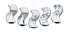 Комплект терок для кухонного комбайна Braun 7322010524