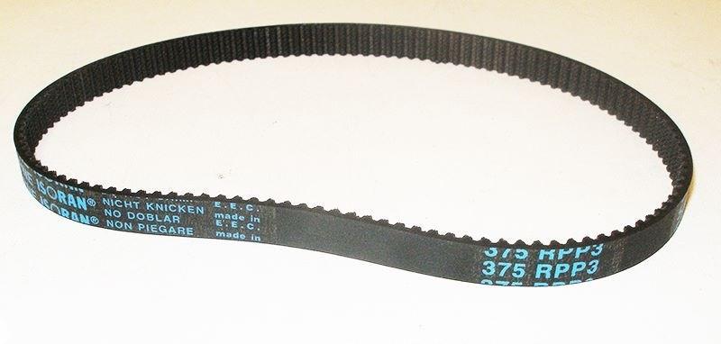 Ремень приводной 375 RPP3 для мороженицы Delonghi SC1052010