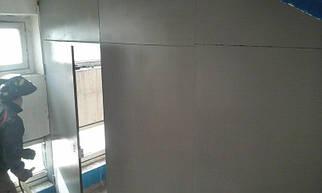 Межэтажная кладовка 3м*2.6м Металлическая