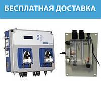 Автоматическая станция дозирования Seko Pool basic Pro для pH и Cl /1,5 л/ч (RS485)