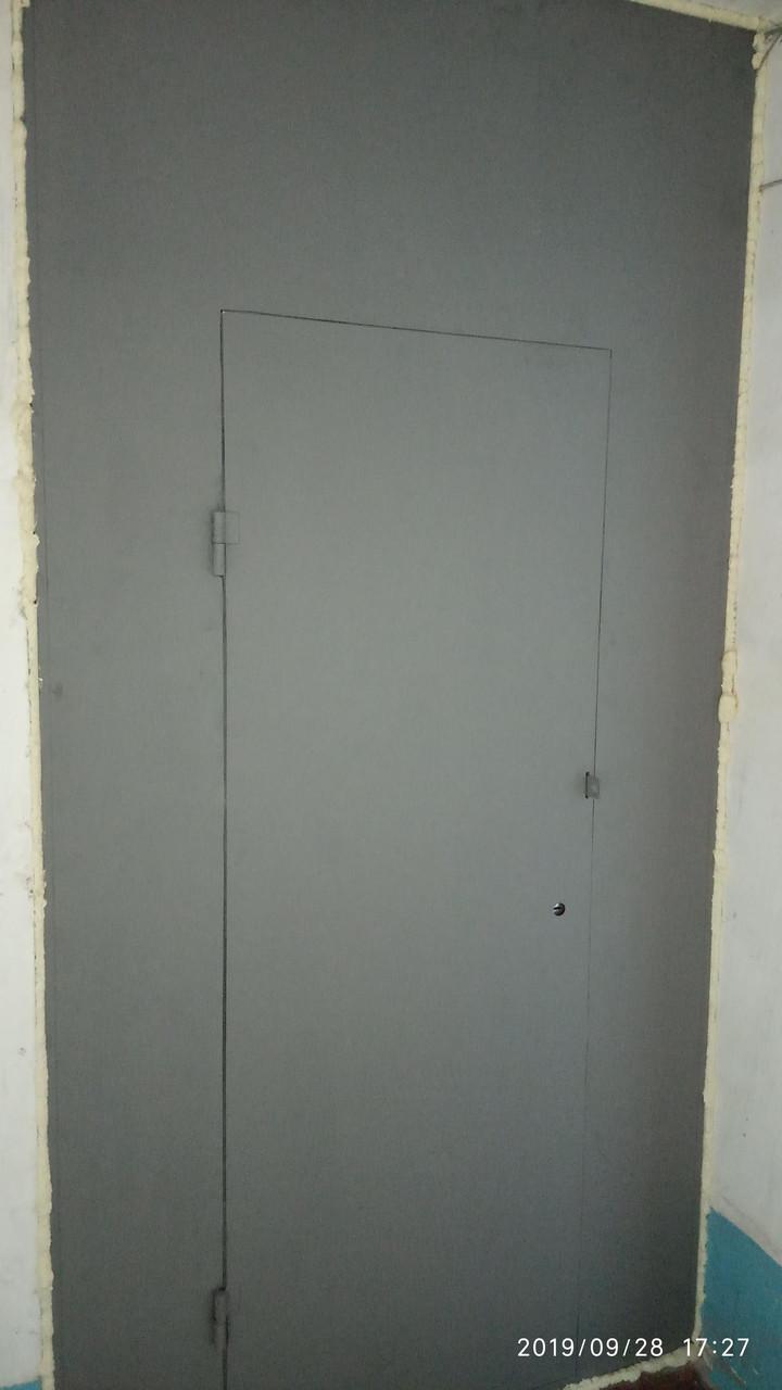 Межэтажная кладовка 1.4*2.6м Металлическая