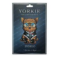 Ароматизатор в авто/гардероб парфюмированный Yorkie Style INDIGO Blue de Chanel