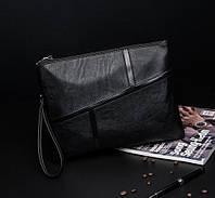 Мужская кожаная сумка. Модель 61319, фото 7