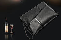Мужская кожаная сумка. Модель 61319, фото 8