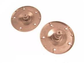 Опоры барабана 5 отверстий комплект 2шт для стиральной машины Whirlpool 481252088117