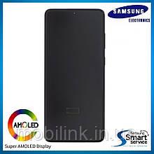 Дисплей Samsung G985 Galaxy S20+ Красный Red GH82-22134G оригинал!