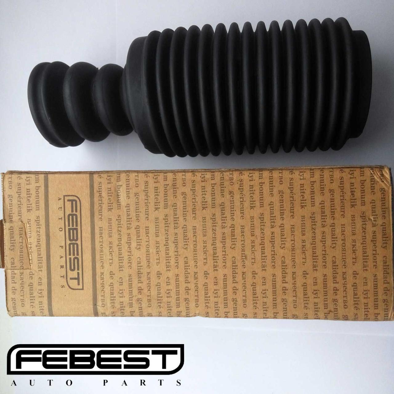 Пыльник переднего амортизатора (с отбойником) FEBEST,  Nissan Almera - NSHBN15F