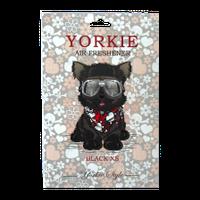 Ароматизатор в авто/гардероб парфюмированный Yorkie Style BLACK XS Paco Rabanne