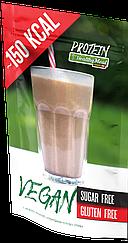 Протеиновый коктейль смесь белков Power Pro «VEGAN» Шоко-Брют (40 грамм)
