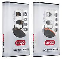 Наушники с микрофоном ERGO ES-900i