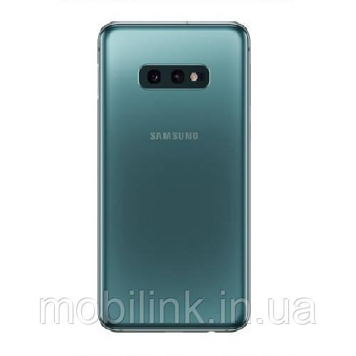 Крышка задняя Samsung SM-G970 Galaxy S10e, Зелёная Green, GH82-18639E, оригинал!