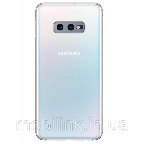 Крышка задняя Samsung SM-G970 Galaxy S10e, Белая White, GH82-18639F, оригинал!