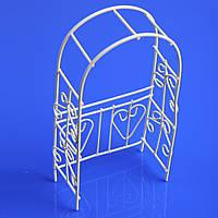 Декор для горшечных растений,арка садовая