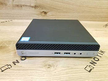 Настільний компьютер HP ProDesk 400 G4 DM i5-8500T /8Gb/128 SSD