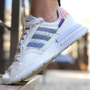 Мужские кроссовки Adidas ZX 500 RM Commonwealth White, адидас зх 500