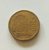 500 песет Испания 1989 г., фото 1
