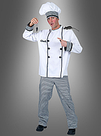Мужской карнавальный костюм повара, фото 1