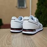 Мужские кроссовки Reebok Classic (белые) 10114, фото 3