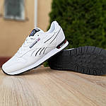 Мужские кроссовки Reebok Classic (белые) 10114, фото 5