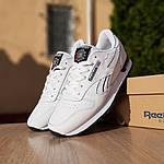 Мужские кроссовки Reebok Classic (белые) 10114, фото 7