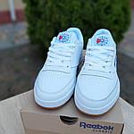 Мужские кроссовки Reebok Workout (белые) 10115, фото 9