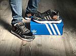 Чоловічі кросівки Adidas Nite Jogger (сірі) 373PL, фото 3